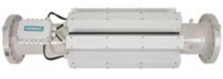 Siemens ultrasonic gasflow meter - Solenvis Flowmeters